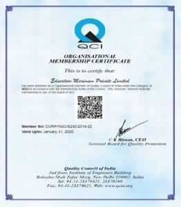 QCI,Govt. of India