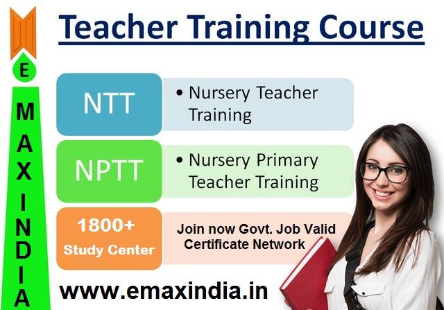 how to open nursery teacher training institute